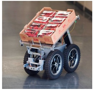 Robotic strawberry harvester