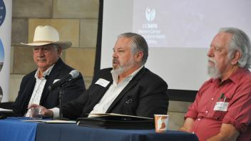 Joe Del Bosque, Bryan Little, and James Stapleton - Safety Perspectives from the Farm Panel