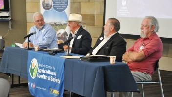 Bill Krycia, Joe Del Bosque, Bryan Little, and James Stapleton - Safety Perspectives from the Farm Panel