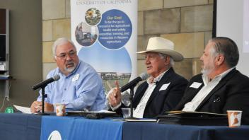Bill Krycia, Joe Del Bosque, and Bryan Little - Safety Perspectives from the Farm Panel