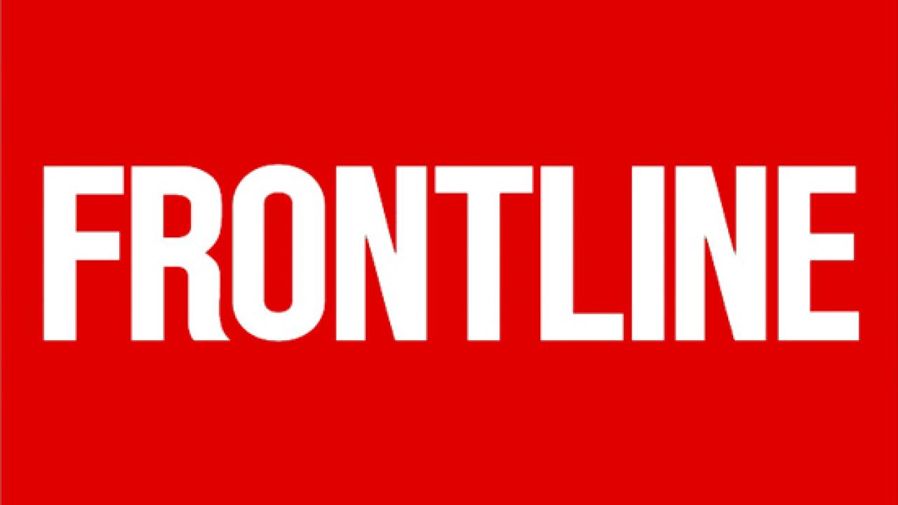 PBS Frontline program logo