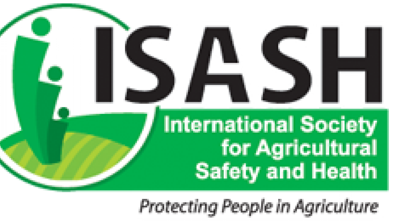 International Society for Agricultural Safety and Health logo