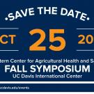 Symposium Save the Date